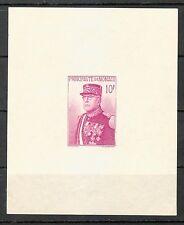 Monaco Sc 159 NH - great Souvenir Sheet of 1938