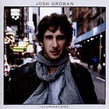 JOSH GROBAN - ILLUMINATIONS: CD ALBUM (2010)