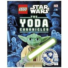DK Lego Star Wars The Yoda Chronicle w/ Exclusive Commander Mini 2013 New