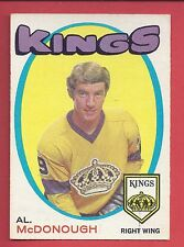 1971-72 O-Pee-Chee Hockey # 150 AL. MCDONOUGH