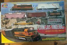 Representative Americans,Cornelius Vanderbilt,Sailboat,Railroad Train,1890-1940