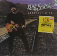 BOB SEGAR / SEGER - The Very Best Of - Greatest Hits Collection CD NEW / Sealed