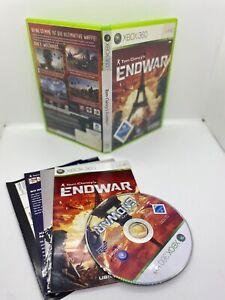 XBOX 360 Spiel Tom Clancy's Endwar