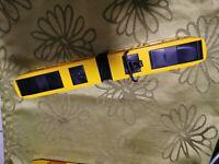 Siku Strassenbahn Gelb Blau 1:55
