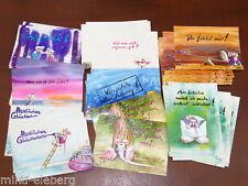 Diddl Postkarte A-Serie Deutsch mit kleinem EAN Code AUSSUCHEN Rarität NEU
