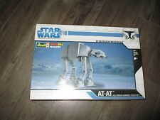 Revell Snap Tite Star Wars At-At Plastic Model Kit Sealed 85-1859