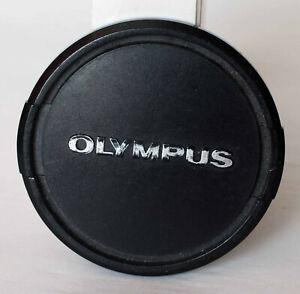 Olympus 49mm edge pinch front lens cap.
