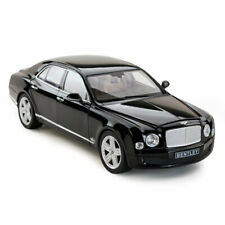 Bentley Mulsanne Limousine 1:18 Collectable Car Model Diecast Gift Vehicle Black