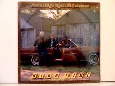 Rare SEALED Bluegrass ! Auldridge Reid & Coleman LP High Times, SH 3776, 1989