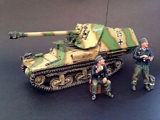 "KING & COUNTRY WS317 WWII ""MARDER I"" (SdKfz 231) and WH018-B ""PANZER CREW""  MIB!"