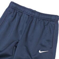 En muy buena condición Nike Thermafit térmica Chándal Bottoms | para Hombres XS | corredores Trackies Popper