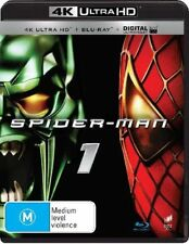 Spider-Man (Blu-ray, 2017, 2-Disc Set)