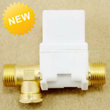 "NEW N/C 12V DC 1/2"" Electric Solenoid Valve for Water Air"