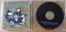 Every Second Counts [New Version] by Plain White T's (CD, Sep-2006, Hollywood)
