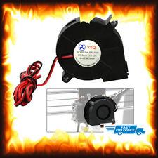 24 V DC 50 mm 15 mm golpe Ventilador radial Impresora 3D extremo caliente/Extrusora Soplador