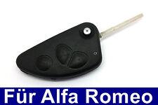 3tasten RICAMBIO SFILARE IL CORPO Chiave anello per ALFA ROMEO 147 156 166 GT