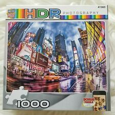 MASTERPIECES 1000 Piece Puzzle HDR Photography Big Night Out New Fabric Sealed
