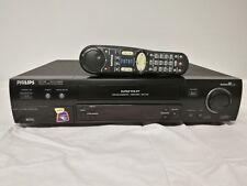 Philips VR-1100 S-VHS ET (Super VHS) Videorekorder *6 Heads*