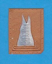 c1910s tobacco leather college leather Greighton University #5