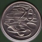 2004 Twenty Cent Coin - Uncirculated - Taken from Mint Set