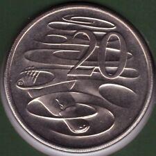 2004 Twenty Cent Coin - Uncirculated - Taken from Mint Set