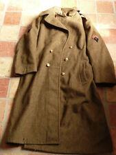 capote francaise datee 1943 infanterie coloniale tres bon etat