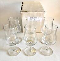 The Glenlivet Society Scotch Whisky 4 oz. Stem Glass Set of 6