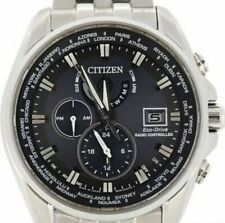 Citizen H820-T021697 Men's Eco Drive Radio Controlled Watch NWD