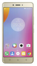 Lenovo K6 Smartphone 12,7 (5 Zoll) 16 GB Android silber oder gold #T2985