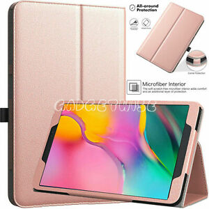 "Case For NEW 2019 Samsung Galaxy Tab A 10.1"" SM-T510 SM-T515 Leather Stand Cover"
