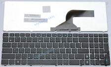 for ASUS K52 K52J K52JB K52JC K52JK K52Fseries keyboard RU/Russian chiclet black
