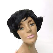 Lacey Costume Wig of New York Sonny Bono Black Hair Wig Costume - New