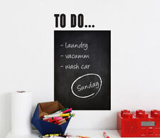 To Do Chalkboard Wall Sticker Bedroom Hipster Cool Kids MS403VC