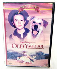 2A DVD OLD YELLER Walt Disney Family Classic Vault Collection & Special Features
