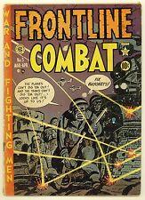 Frontline Combat #5 (1952) Good 2.0 ~ Harvey Kurtzman ~ War ~ EC Comics (C2)
