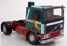VOLVO F12 LKW F1220 grün rot 1979 Truck Camion Road King RIESIG NEU NEW 1:18