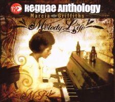 MARCIA GRIFFITHS - MELODY LIFE-REGGAE ANTHOLOGY 2 CD NEU