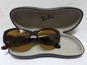 Ray ban Rayban RB4135 sunglasses RB 4135 714/13 Dark brown