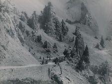 LA CASSE DESERTE c. 1950 -  Hautes Alpes - DIV 2823