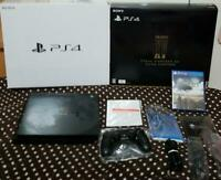 USED PS4 PlayStation 4 Console System FINAL FANTASY XV LUNA EDITION 1TB