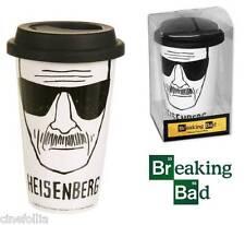 Tazza da viaggio in ceramica Heisenberg Breaking Bad Travel Mug 15 cm ufficiale