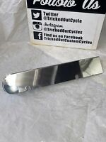 Suzuki m109r Chrome SWINGARM COVER Smooth Finish Fits All Years Suzuki M109