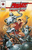 VALIANT COMIC MAGNUS ROBOT FIGHTER #1 YEARBOOK NM UNREAD #100973-9 BR2