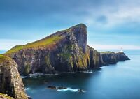 A1 Neist Point Isle Of Skye Poster Art Print 60 x 90cm 180gsm - Cool Gift #16384