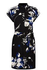 WAREHOUSE WATERCOLOUR SHIRT DRESS 18