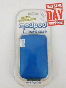 mod pod urban camoflage ipod case lifepod 3rd and 4th generations blue