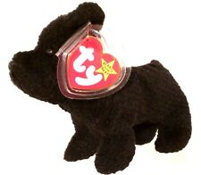 TY BEANIE BABIES 1996 Scottie the Scottish Terrier with Tag Errors RETIRED MWMT