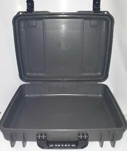 Seahorse SE710 Waterproof Protective Case Metal Gray