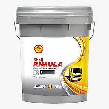 Shell Rimula R4 X 15 W-40, 20 lITRI