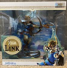 First 4 Figures Legend Of Zelda Breath of the Wild - Archer Link Statue
